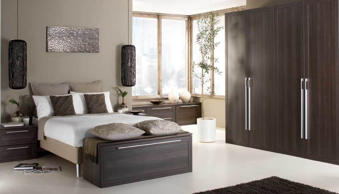 Organic Style Bedroom with Neutral Colour Theme