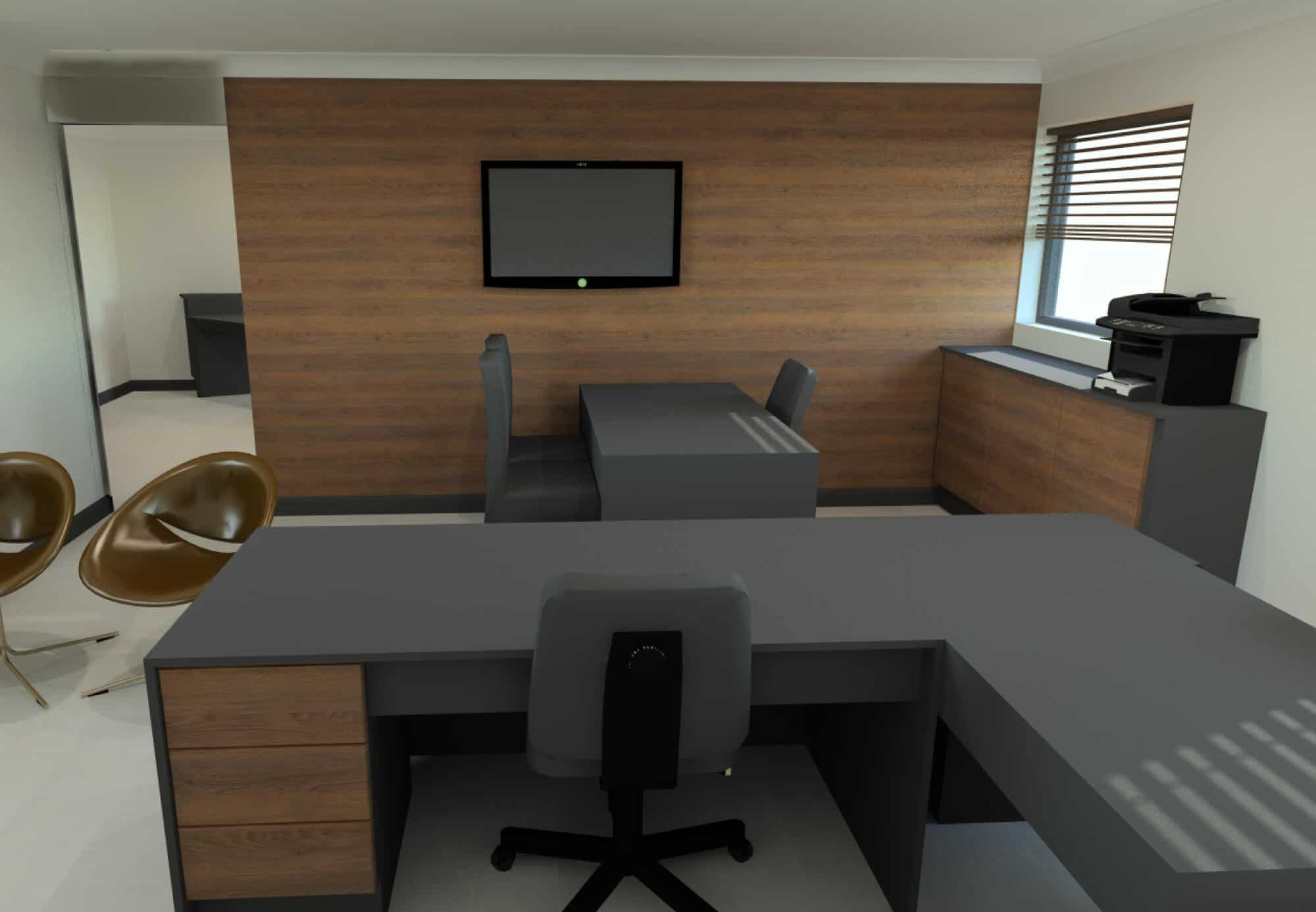 Commercial Office / Meeting Room Design