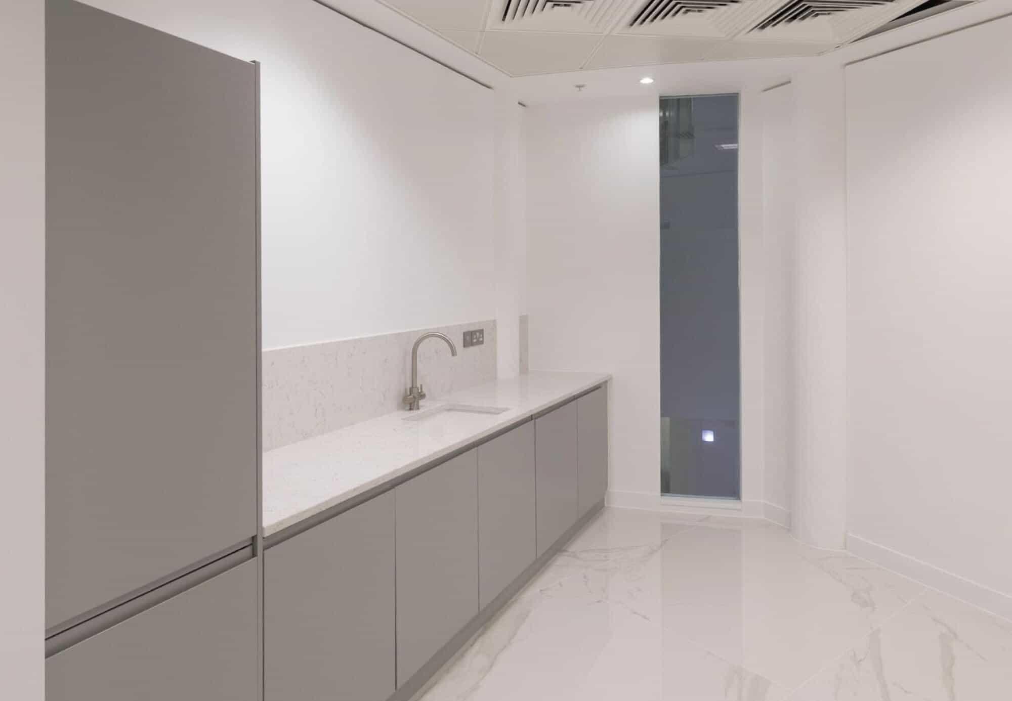 Commercial Kitchen Design - Minimalist