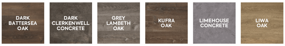 Flooring Swatches 2 - Grand Design Kitchens & Bedrooms
