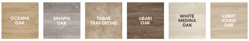 Flooring Swatches 1 - Grand Design Kitchens & Bedrooms