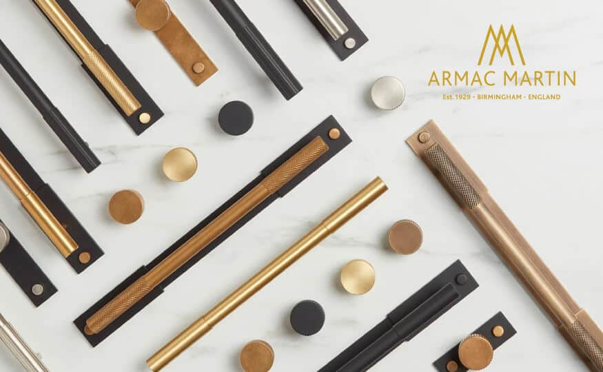 Armac Martin Handles - Promotional Banner