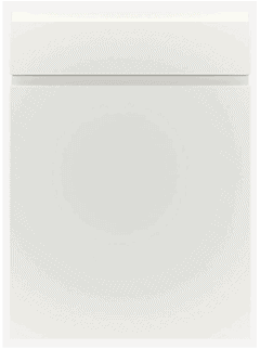Cream Kitchen Door Design with False Drawer Area